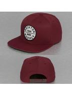 Brixton Snapback Caps Oath III red