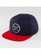 Brixton Snapback Caps Wheeler sininen