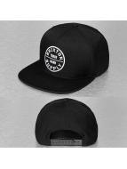 Brixton Snapback Caps Oath III svart