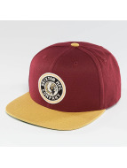 Brixton Snapback Rival rouge