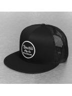 Brixton Wheeler Mesh Cap Black/Black