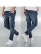 Broadway Jeans Boyfriend Ankle Length bleu