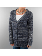 Broadway Strickjacke Brandy blau