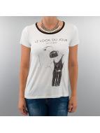 Broadway T-Shirt Bao 2 in 1 weiß