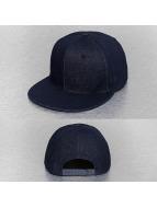 Cap Crony Кепка с застёжкой Denim синий