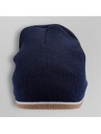 Cap Crony Beanie 3Tone blau