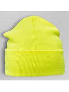 Cap Crony Beanie Neon Acrylic Long gelb