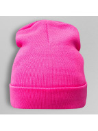 Cap Crony Beanie Neon Acrylic Long pink