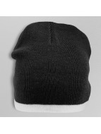 Cap Crony Bonnet Single Striped noir