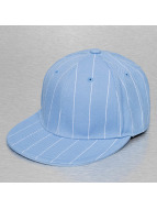 Cap Crony Casquette Fitted Pin Striped bleu