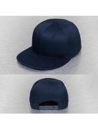 Cap Crony Casquette Snapback & Strapback Basic bleu