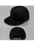 Cap Crony Casquette Snapback & Strapback Corduroy noir