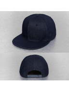 Cap Crony Snapback Denim bleu