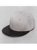 Cap Crony snapback cap Acrylic Vinyl grijs
