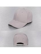 Cap Crony Snapback Caps Curved Bill harmaa