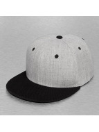 Cap Crony Snapback Caps Heather Grey harmaa