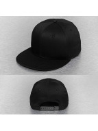 Cap Crony Snapback Caps Basic musta
