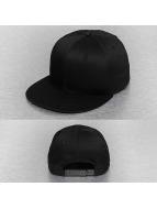 Cap Crony Snapback Basic noir