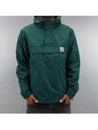 Carhartt WIP Демисезонная куртка Supplex Nimbus зеленый