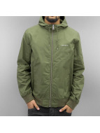 Carhartt WIP Демисезонная куртка Marsh Cotton Poplin зеленый