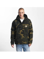 Carhartt WIP Демисезонная куртка Supplex Nimbus камуфляж