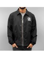 Carhartt WIP Демисезонная куртка State Coach черный