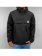 Carhartt WIP Демисезонная куртка Supplex Nimbus черный