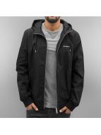 Carhartt WIP Демисезонная куртка Marsh Cotton Poplin черный