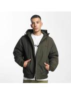 Carhartt WIP Зимняя куртка Tactel Ottoman Kodiak Blouson зеленый