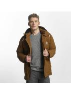 Carhartt WIP Зимняя куртка Alpine Coat коричневый