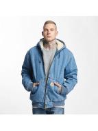 Carhartt WIP Зимняя куртка Edgewood Active синий