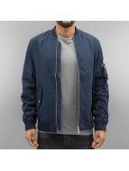 Carhartt WIP Куртка-бомбардир Adams синий