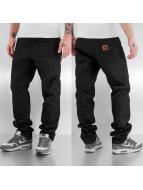 Carhartt WIP Облегающие джинсы Bristol Texas II черный