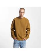 Carhartt WIP Пуловер Chase коричневый