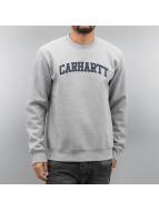 Carhartt WIP Пуловер Yale серый