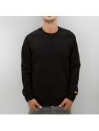 Carhartt WIP Пуловер Chase черный