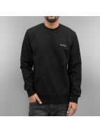 Carhartt WIP Пуловер Script Embroidery черный
