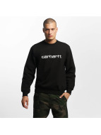 Carhartt WIP Пуловер frequenzy черный