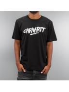 Carhartt WIP Футболка S/S Painted Script черный
