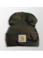 Carhartt WIP шляпа Camo Combat камуфляж