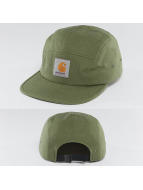Carhartt WIP 5 Panel Caps Backley green