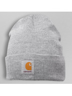 Carhartt WIP Beanie Short Watch grau