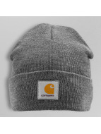 Carhartt WIP Beanie Short Watch grigio