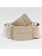 Carhartt WIP Belts Clip beige