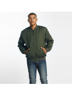 Carhartt WIP Bomber jacket Denison Douglas green