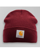 Carhartt WIP Bonnet Short Watch rouge