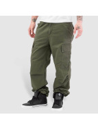 Carhartt WIP Cargobuks Columbia Relaxed oliven