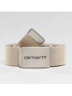 Carhartt WIP Gürtel Clip beige