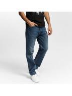 Carhartt WIP Jeans straight fit Edgewood Marlow blu