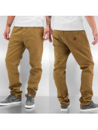 Carhartt WIP Jeans Straight Fit Turner Texas II brun